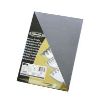 Fellowes Transpsarent Plastic Covers