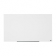 Nobo Widescreen 45 inch WhiteBrd Glass Magnetic Scratch-Resistant