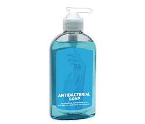 300mil 2WORK Antibacterial Hand wash(Pack 1)
