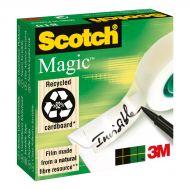 Scotch Magic Tape 810 12mmx66m  8101266 (Pack 2)