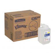 Kleenex Moisturiser Hand Sanit 1ltr (Pack 6)