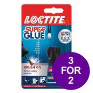 Loctite SprGlue wBrush 5G 3for2 Apr6/19 (Pack 1)