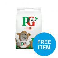 2xPG Tip 1000&Eliz Shaw Bis Free Oct3/19 (Pack 1)