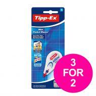 3FOR2 Tipp-Ex MiniPktMouse6mx5mm Jan3/20 (Pack 1)