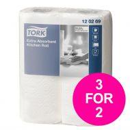 BP TorkExtraPk2 KitchenTwl 3for2 Feb1/20 (Pack 1)