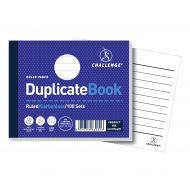 Challenge Dup Book 4.2x5 Feint 100080487 (Pack 5)