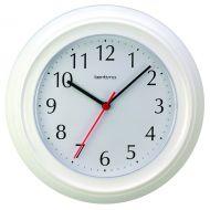 Acctim Wycombe White Wall Clock