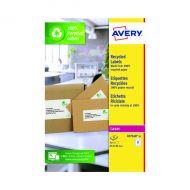 Avery Rec Labels 21 P/Sht Wht Pk315