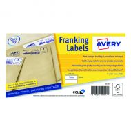 Avery FL01 QuickDRY Frank Labels Pk1000