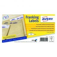 Avery FL04 QuickDRY Frank Labels Pk1000