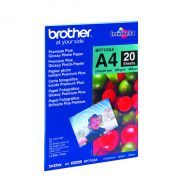 Brother BP71 Photo Paper Gls A4 Pk20