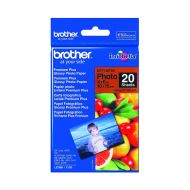 Brother Gloss Photo Paper 4 x 6 Pk20
