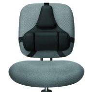 Fellowes Ultimate Black Back Support
