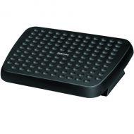 Fellowes Adjustable Black Footrest