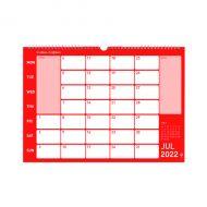 Collins Memo Calendar A3 2022