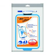 Bic Velleda Blue Drywipe Board 190x260mm