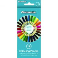 Classmaster Colouring Pencil Asstd Pk12