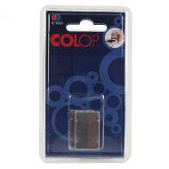 Colop E/10/2 Repl Pad Blue/Red E/10/2