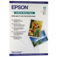 Epson A3 Archival Matt Paper Pk50