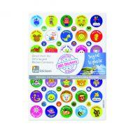 Fun Stickers Motivational A5 Pk15