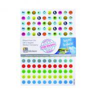 Fun Stickers 2100 Reward A5 Pk15