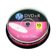HP DVD+R DL IJet 8X 8.5GB P10