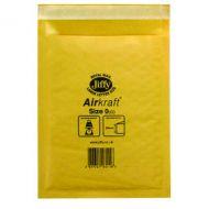 Jiffy Airkraft 140x195mm Gold Pk10