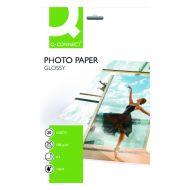 Q-Connect Photo A4 Gloss Paper Pk20