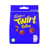Cadbury Twirl Bites Sh Bag 95g Each