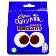 Cadbury Giant Buttons Sh Bag 95g Ea