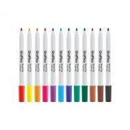 Graffico Broad Pen Assorted PK12