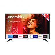 Cello 43in Smart And FV TV GA 1080p