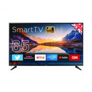 Cello 65in UHD LED Smart And TV 4K