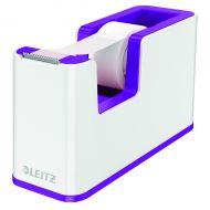 Leitz WOW Tape Disp White/Purple