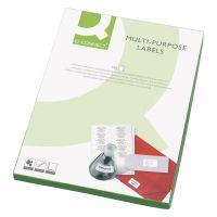 Multipurpose Labels 1 Per Sheet White (Pack of 100) KF26050