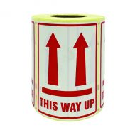 This Way Up Parcel Labels 500/Roll