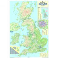 Map Marketing British Isles Motoring
