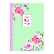 Pukka Pad Blossom Exc Book A5 Pk3