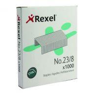 Rexel No 23 Hvy Dty 8mm Staples