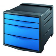 Rexel Choices Blue Drawer Cabinet
