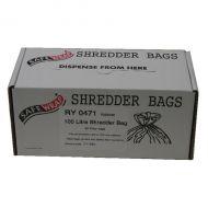 Safewrap Shredder 100 Litre Bags Pk50