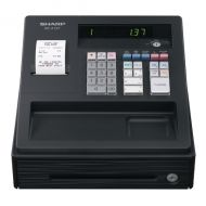 Sharp Cash Register Black