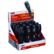 Object Ultra Bright Zoom Torch Pk12