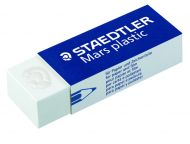 Staedtler Mars Plastic Erasr P2 52650BK2