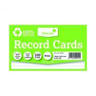 Silvine Clim Frnd Recrd Cards 5x3in