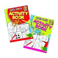 Artbox Super Jumbo Activity Book Pk6