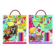 Artbox Childrens Travel Activity Set Pk6