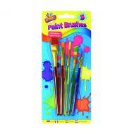 Artbox 5 Assorted Paint Brush P12