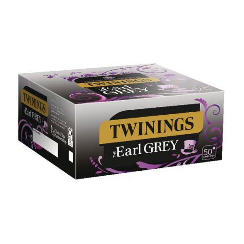 Twinings Earl Grey Envelope Tea Bag x6