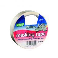 GP Mask Tape 24mmx25m Rhino Labl P9